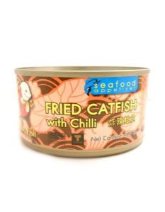 Fried Catfish with Chilli by Smiling Fish | Buy Online at the Asian Cook Shop